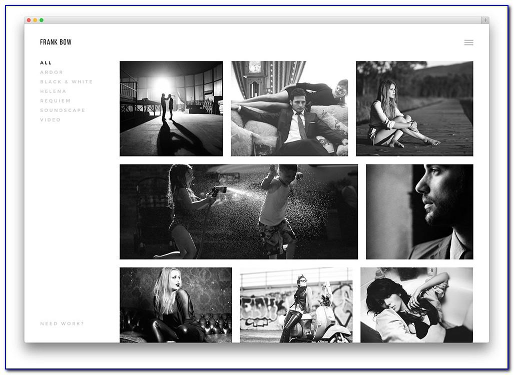 Templates For Photographers And Designers