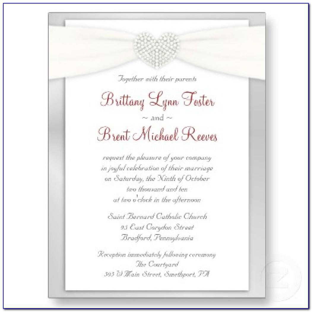 Templates For Wedding Card Design