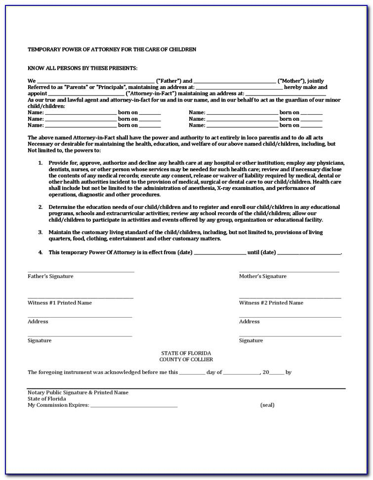 Temporary Employment Contract Letter