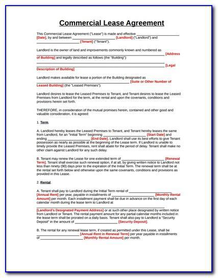 Tenancy Agreement Addendum Template Uk