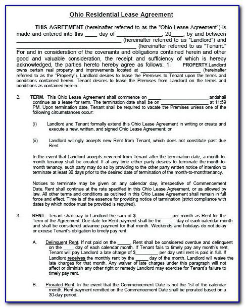 Tenancy Agreement Form Uk Post Office