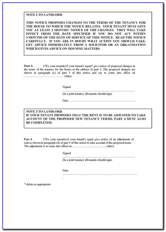 Tenancy Agreement Template Ontario