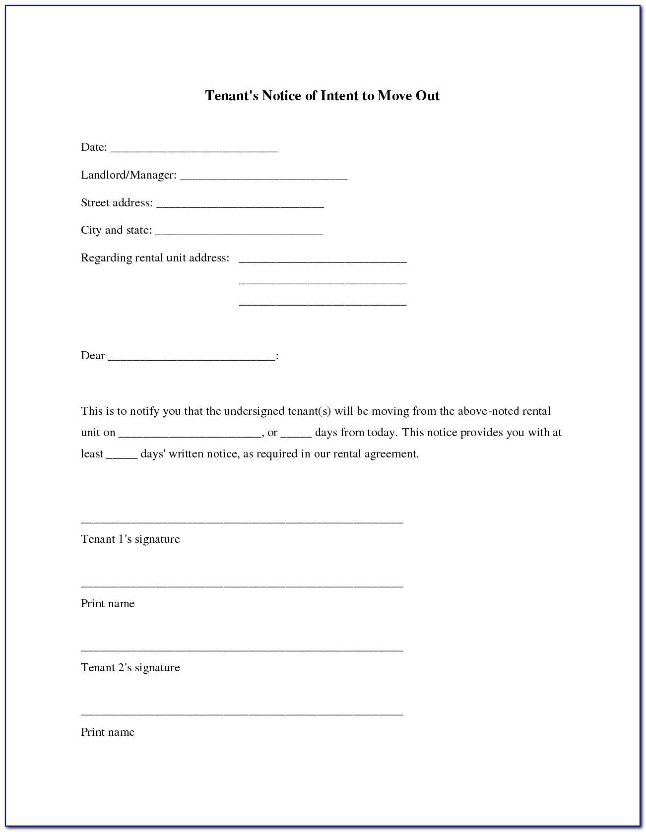 Tenant Application Forms Ontario