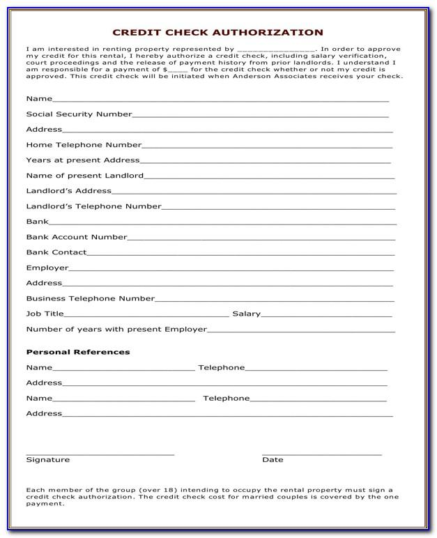 Tenant Check Out Report Template