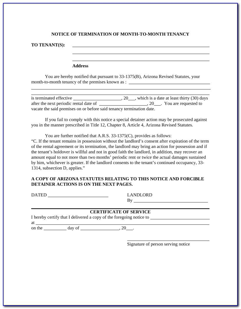Tenant Lease Agreement Form Free