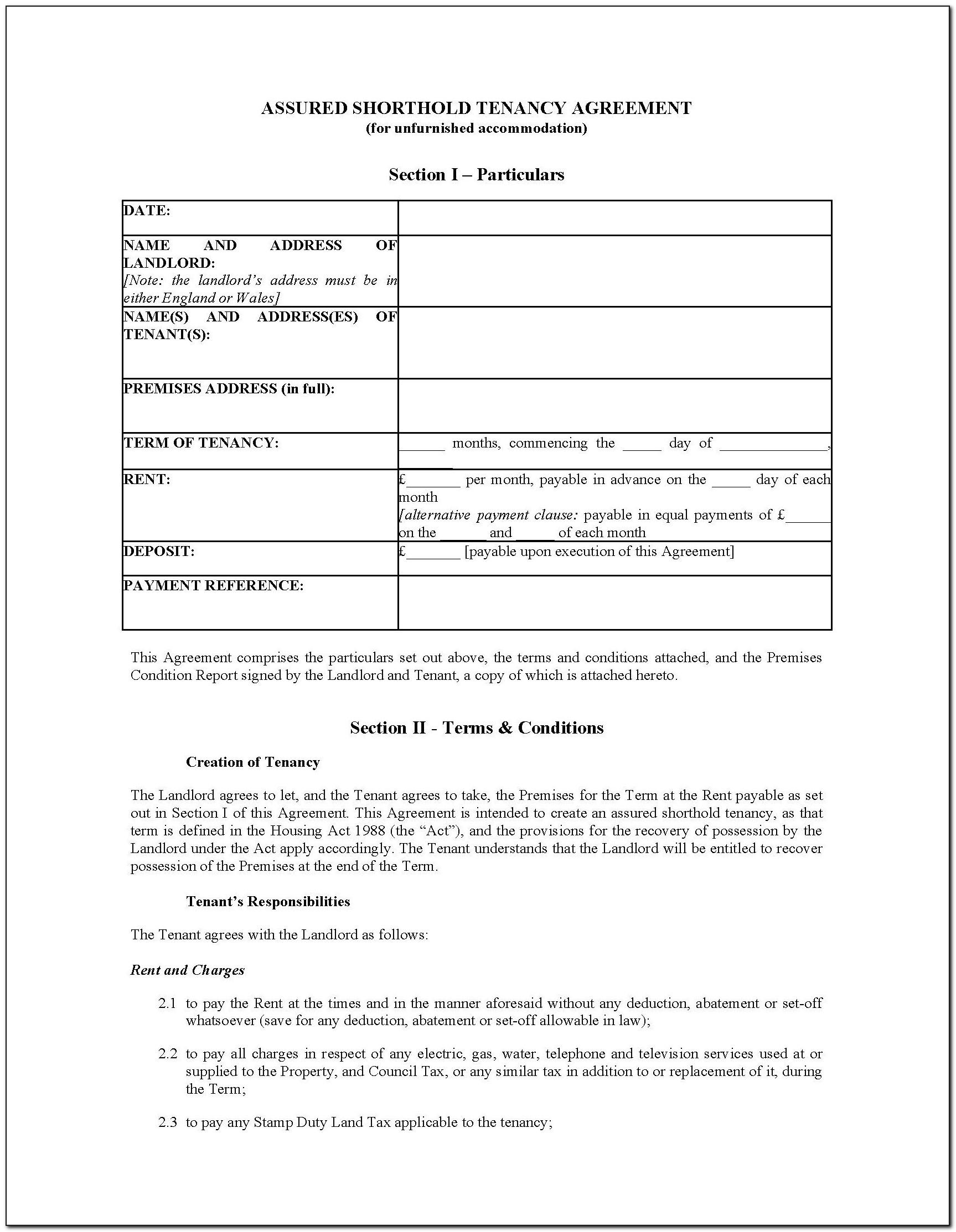 Tenant Maintenance Request Form Template