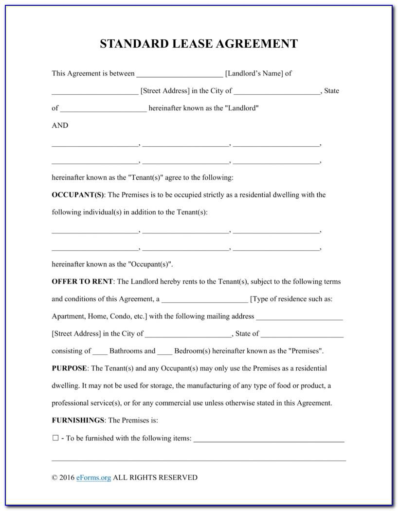 Texas Grazing Lease Agreement Template