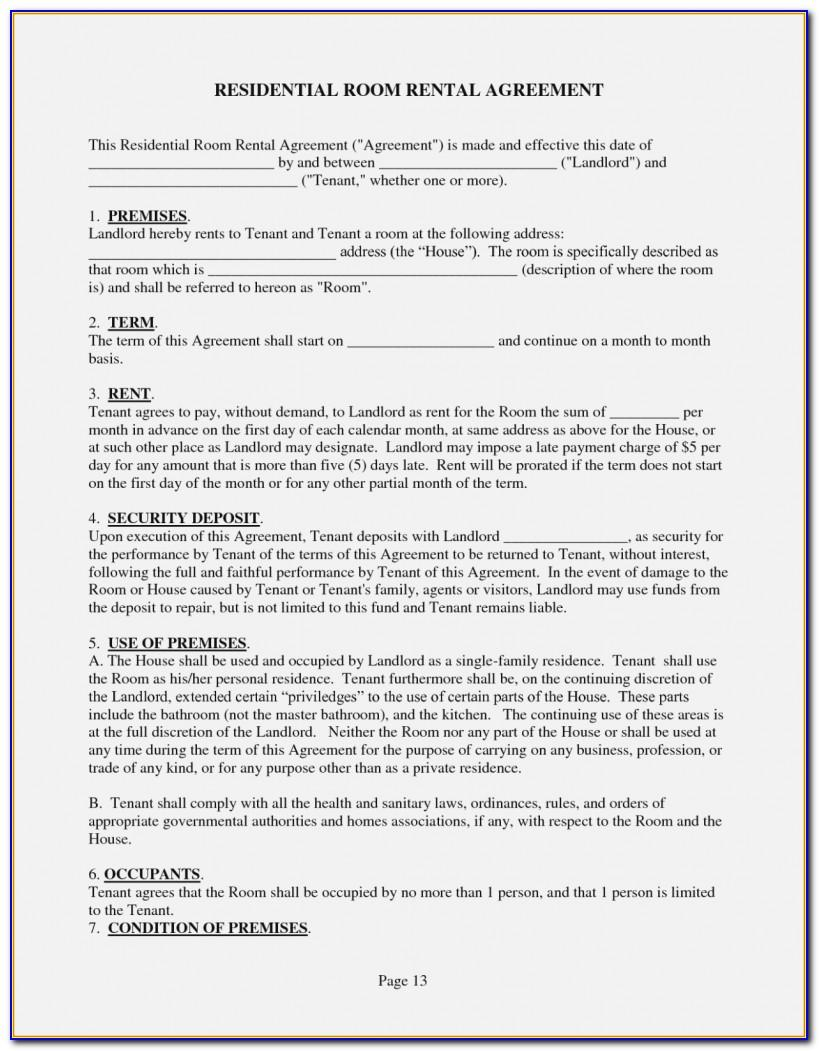 Texas Notary Form 2301
