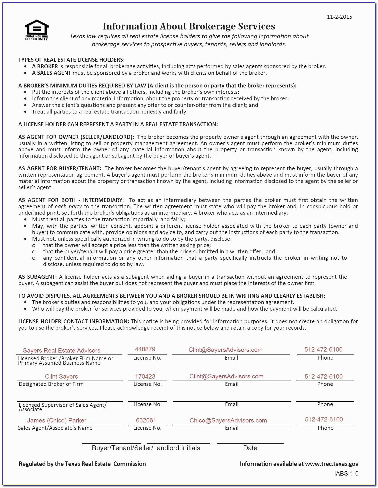 Texas Real Estate Promissory Note Sample