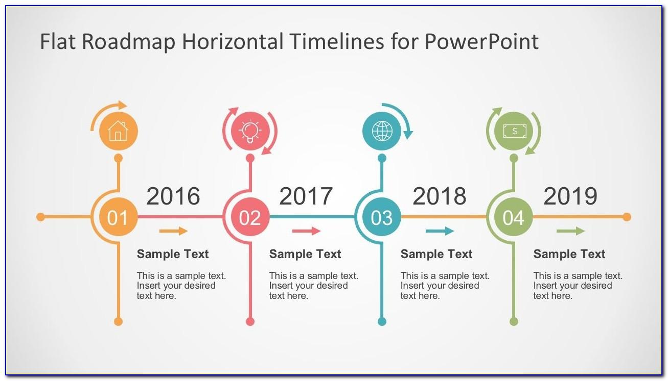 Timeline Powerpoint Template Free Mac
