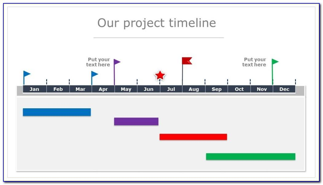 Timeline Schedule Template Excel