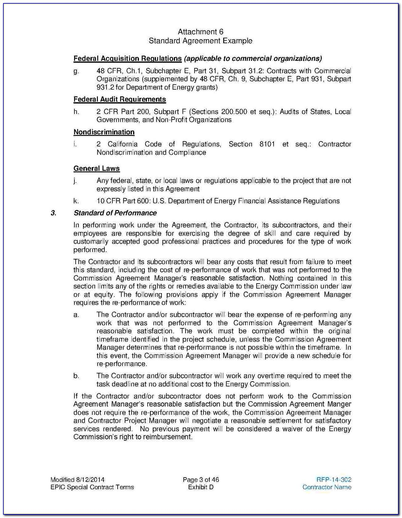 Toll Manufacturing Agreement Form