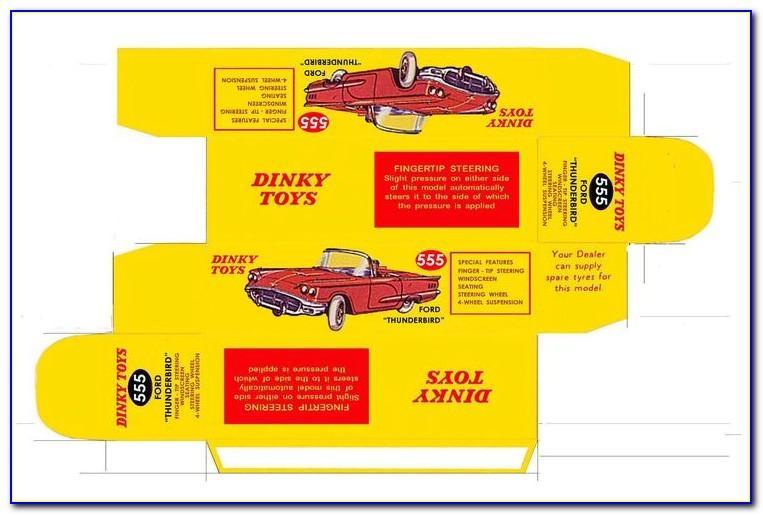 Toy Bin Labels Printable
