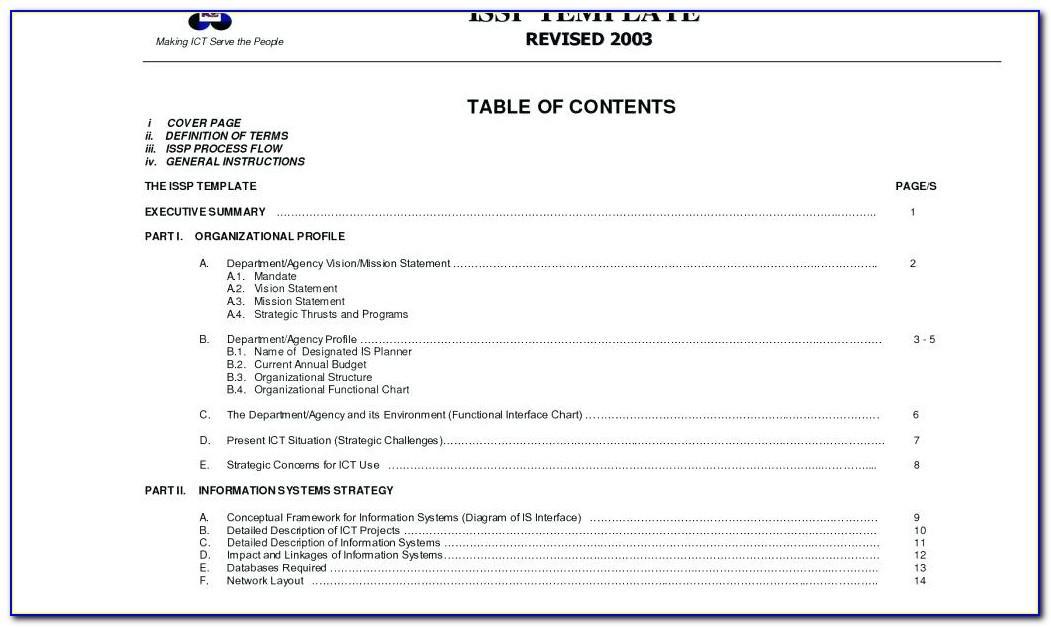Travel Agency Company Profile Sample Pdf