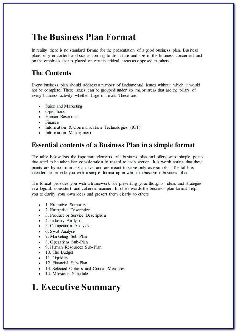 Travel Agency Company Profile Samples