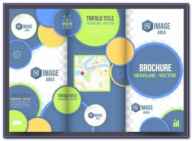 Tri Fold Brochure Design Templates Free Download