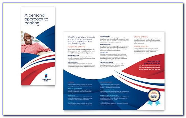 Tri Fold Brochure Template Cdr Free Download