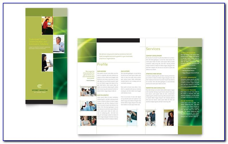Tri Fold Brochure Template Download Free