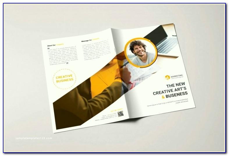 Tri Fold Brochure Template Free Microsoft Word