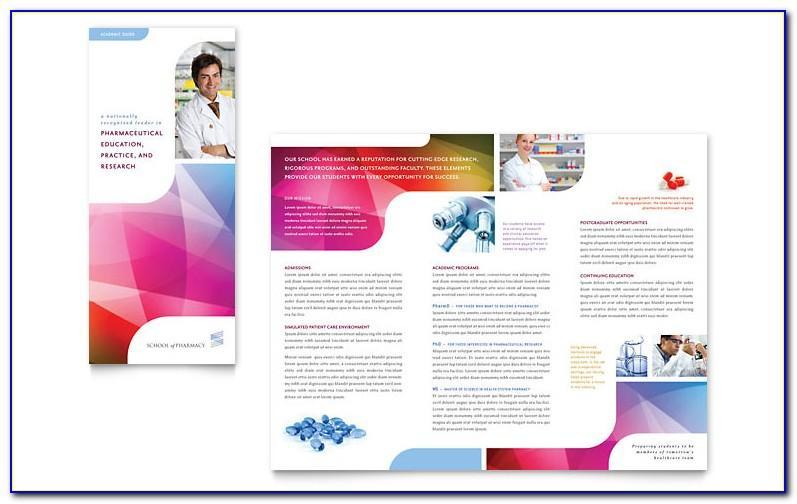 Tri Fold Brochure Templates Word Free Download
