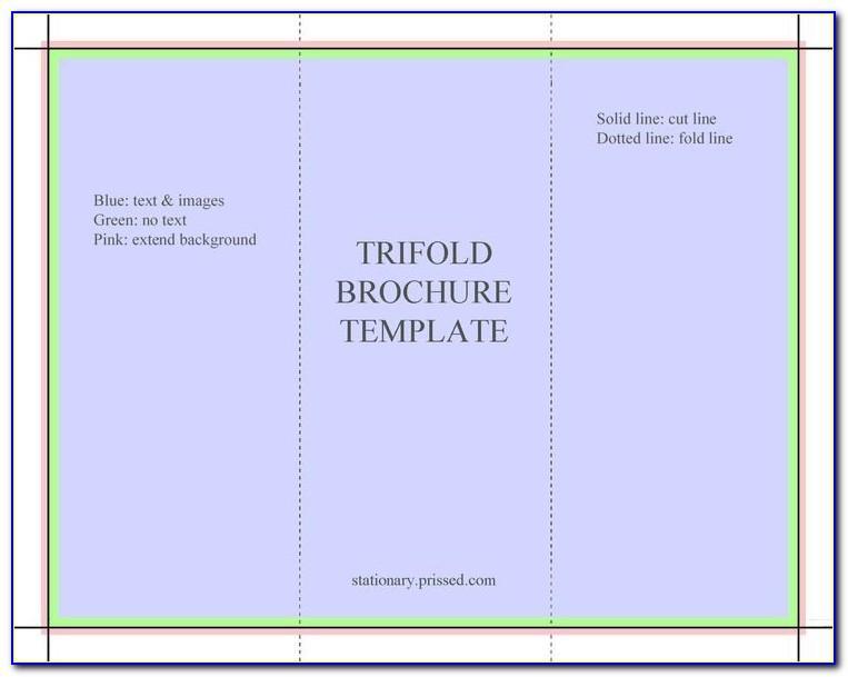 Tri Fold Flyer Template Psd
