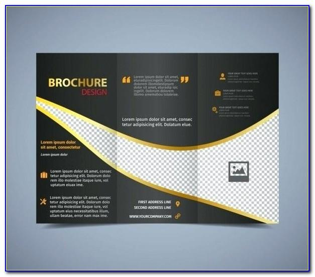 Tri Fold Flyers Template Free Download