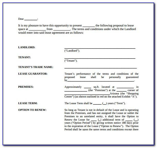 Triple Net Lease Form Texas