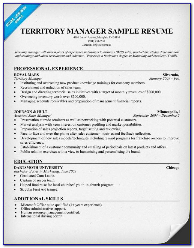 Truck Driver Resume Sample Doc