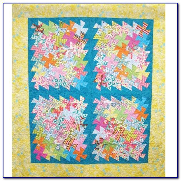 Twister Quilt Pattern Free