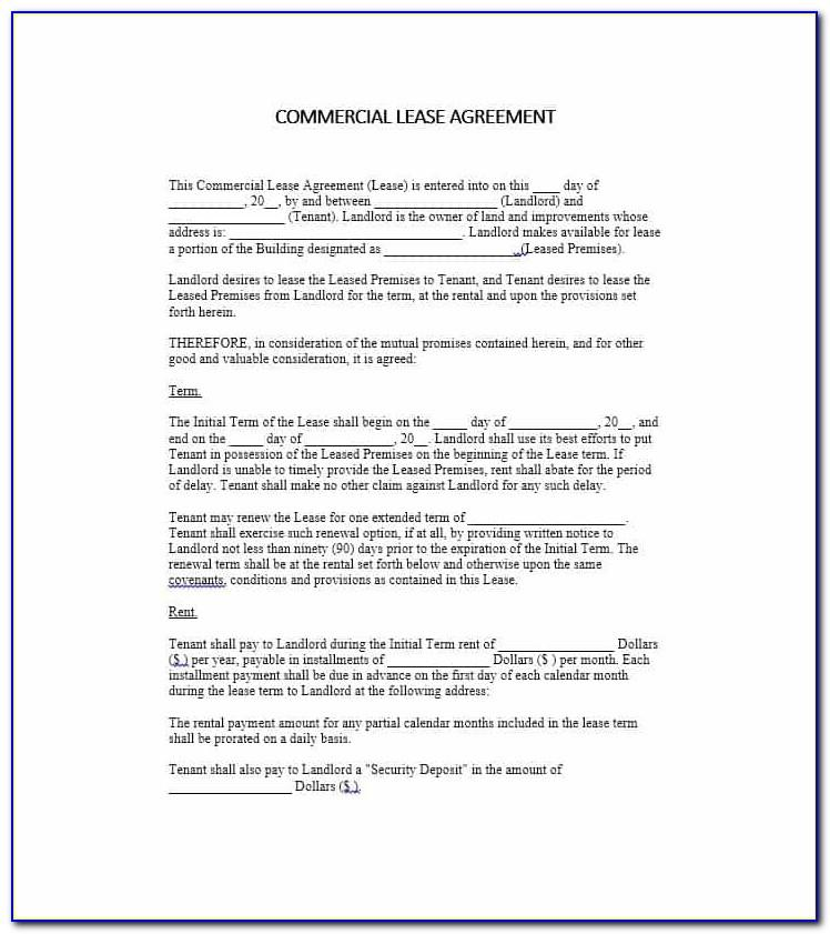 Uk Tenancy Agreement Form