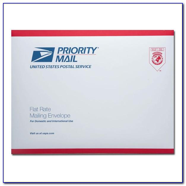 Usps Priority Mail Address Label Template
