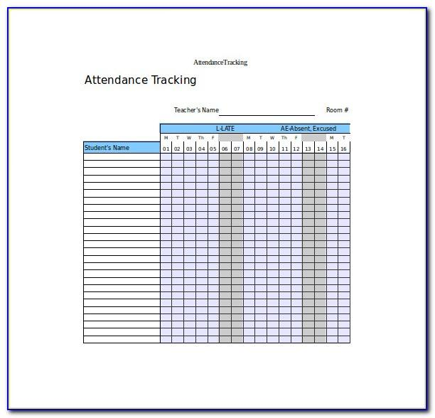 Vacation Tracking Access Database Template