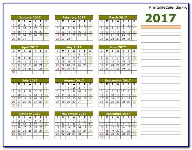 Vacation Tracking Template 2014