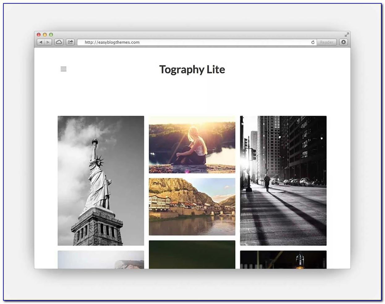 Website Templates For Photographers Free Download