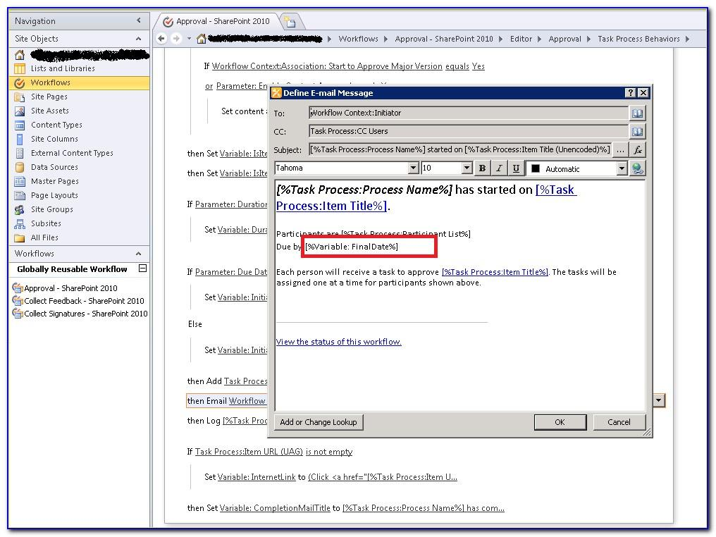Add Workflow Templates To Sharepoint 2013