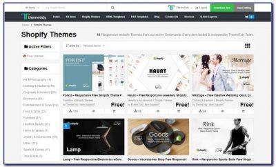 Ella Responsive Shopify Template Free Download
