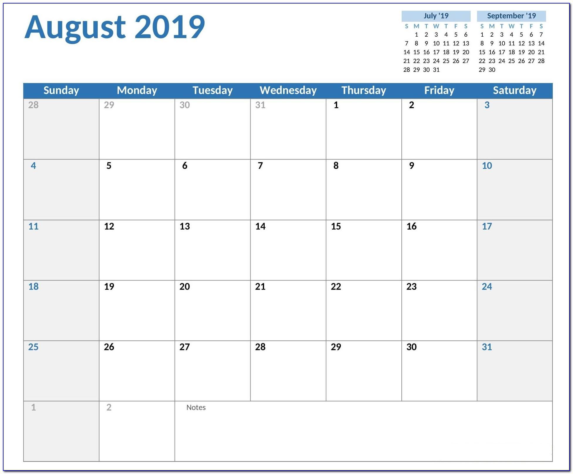 Employee Schedule Gantt Chart Template