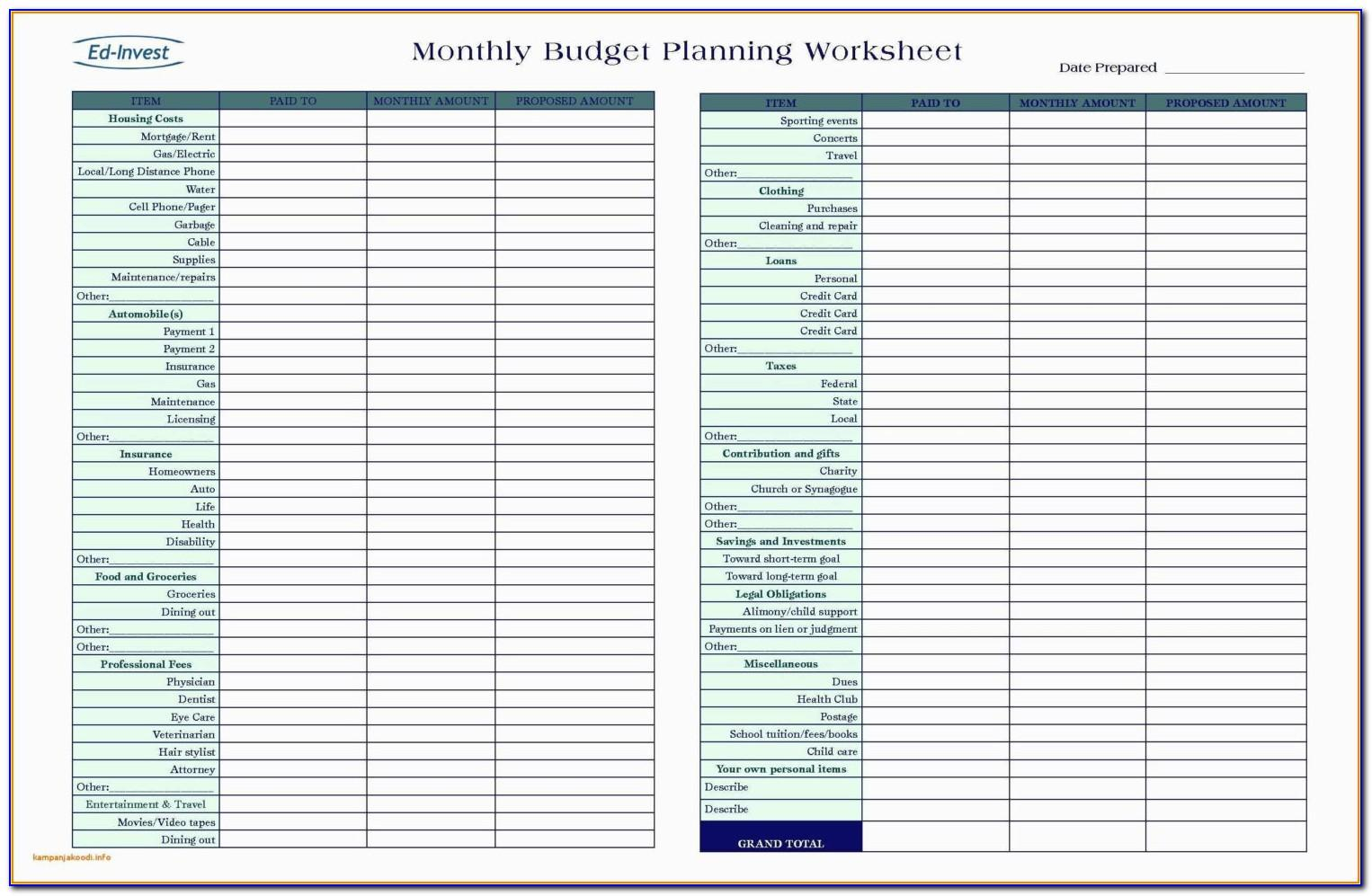 Free Excel Small Business Accounting Templates