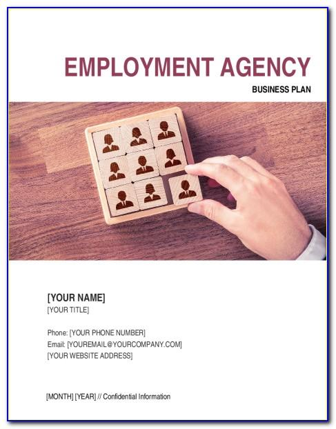 Free Sample Staffing Agency Business Plan