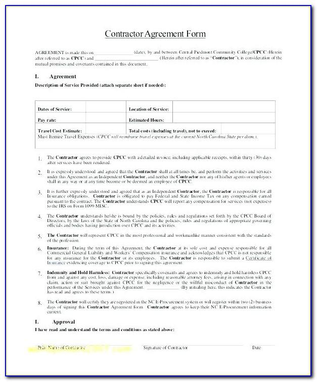 Lease Template South Africa