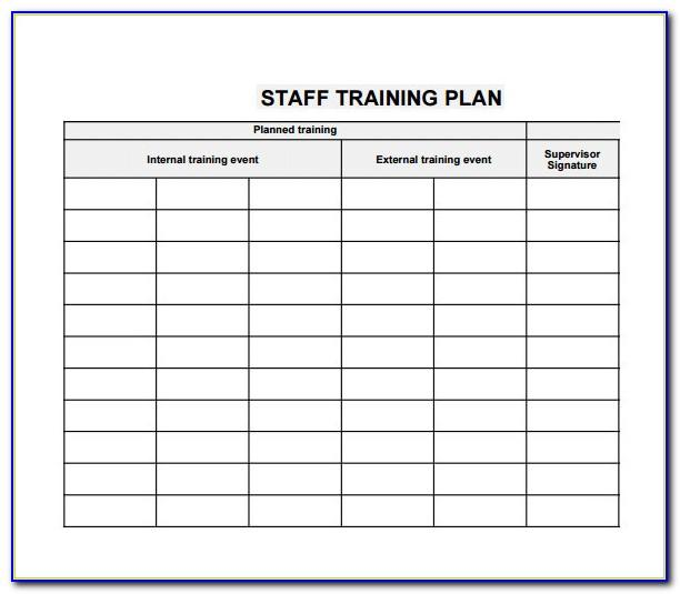 Monthly Staffing Schedule Template Excel