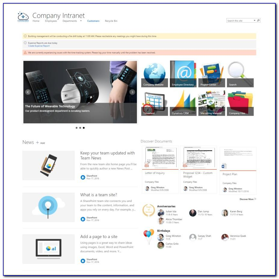 Office 365 Sharepoint Helpdesk Template Free