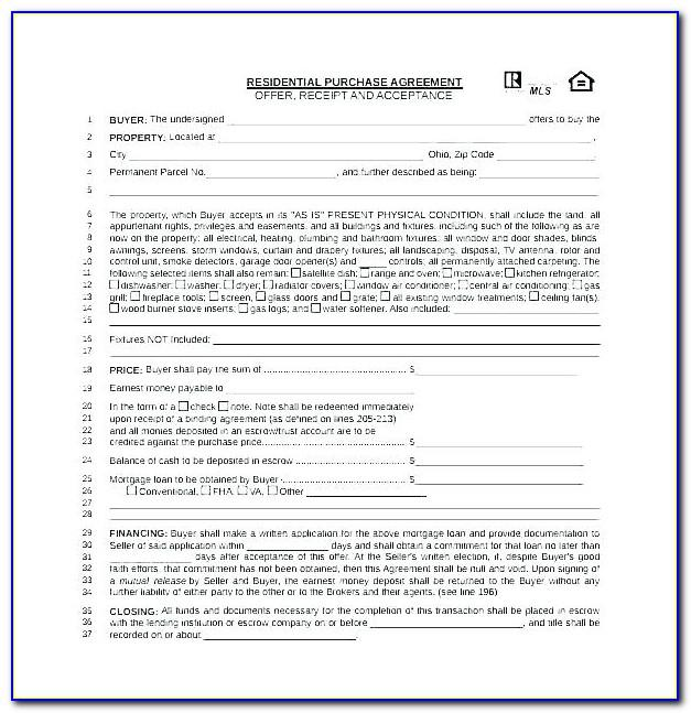 Property Sealed Bid Letter Template