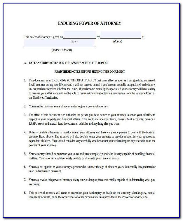 Sars Special Power Of Attorney Form Download