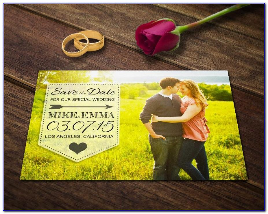 Save The Date Wedding Templates Free Email