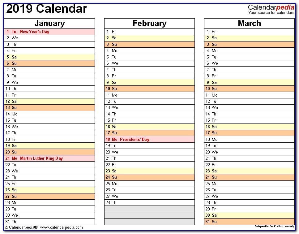 Schedule Gantt Chart Excel Template