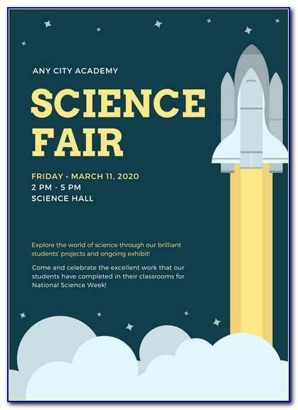 Science Achievement Award Templates