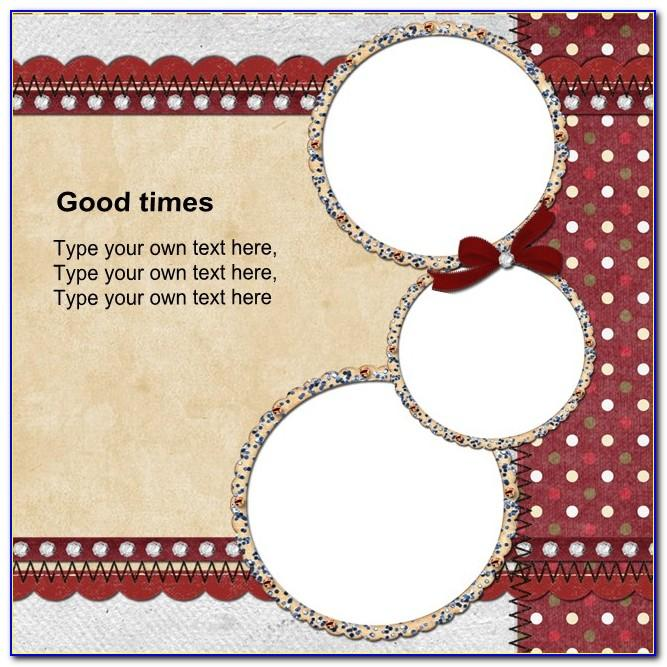 Scrapbooking Flower Templates Free