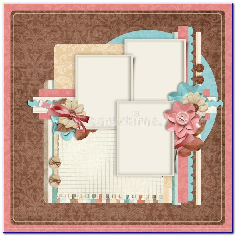 Scrapbooking Photo Templates Free