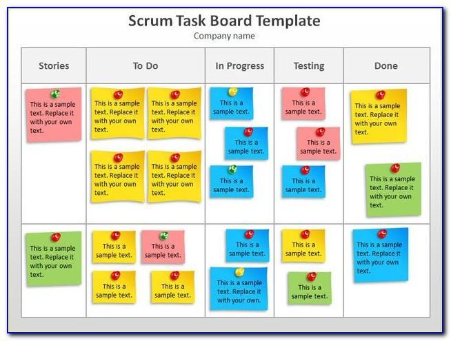 Scrum Sprint Planning Agenda Template